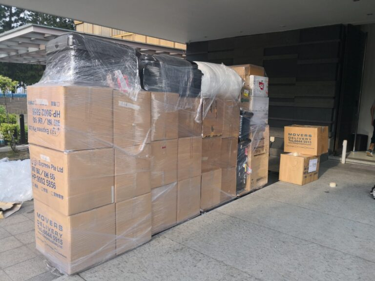 Packing of Boxes