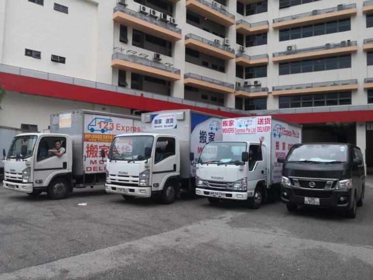 123ExpressMover - Lorries