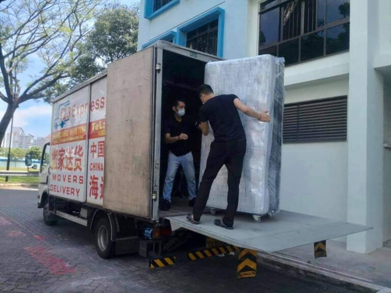 123ExpressMover - Moving Mattress