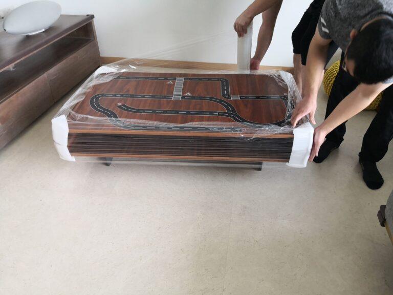 123ExpressMover - Wood Tile