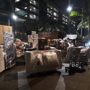 123ExpressMover - Night Moving